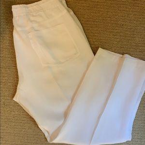 Linen Banana Republic Pants